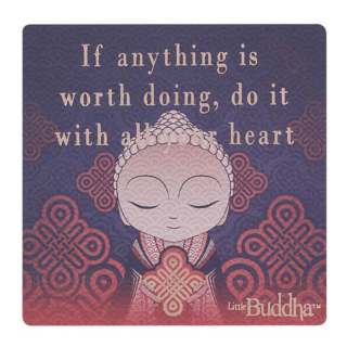Little Buddha – Magnet – Do It With All Your Heart