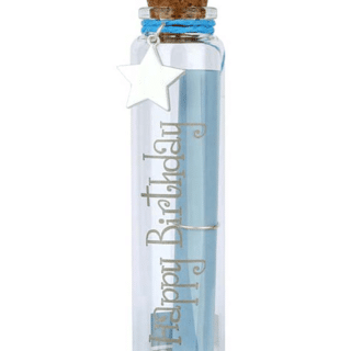 You Are An Angel - Happy Birthday Wish Bottle - Message in a Bottle