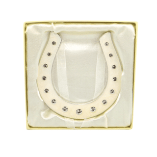 Dakota – Wedding Horseshoe with Diamante