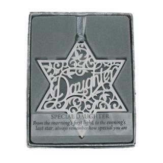 Delicate Words – Special Daughter Sentiment Hanger