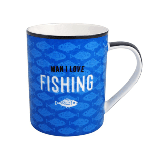 Artique – Man I Love Fishing Mug