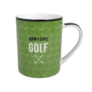 Artique – Man I Love Golf Mug