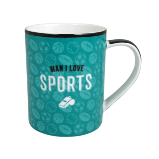 Artique – Man I Love Sports Mug