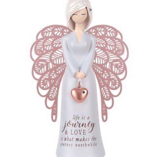 You Are An Angel Figurine -Journey and Love