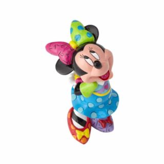 Britto Disney Looking Up Minnie Mouse Mini Figurine