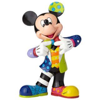 Britto Disney Mickey Mouse 90th Anniversary Large Figurine
