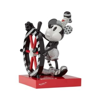 Britto Disney Steamboat Willie Figurine, Disney Collectibles