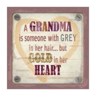 Personalised Cuppa Coasters - A grandma