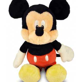Disney Baby - Mickey Mouse Plush with Chime