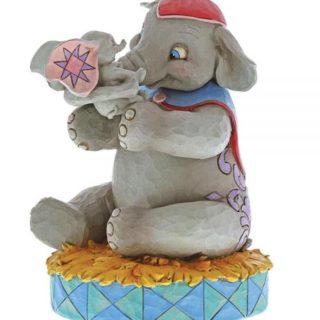 Jim Shore Disney Traditions - Mrs Jumbo & Dumbo - Unconditional Love