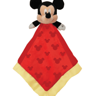Disney Baby - Mickey Mouse Snuggle Baby Blanket