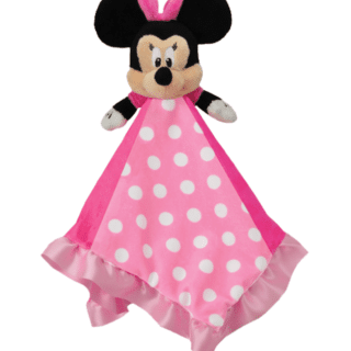 Disney Baby - Minnie Mouse Snuggle Baby Blanket