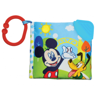 Disney Baby - Mickey Mouse Activity Soft Storybook