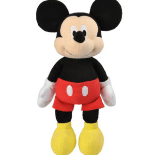 Disney Baby - Micky Mouse Floppy Plush Toy
