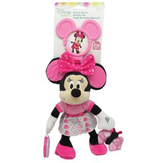 Disney Baby - Minnie Bow Cute Activity Plush Toy