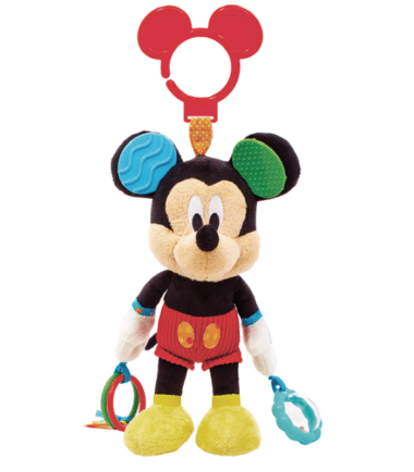 Disney Baby - Mickey Mouse Attachable Activity Toy