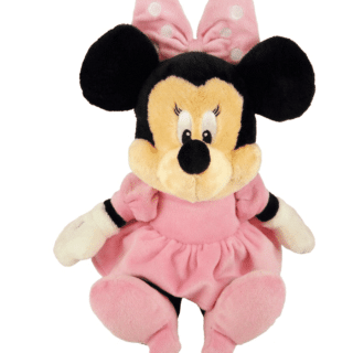 Disney Baby - Minnie Mouse Plush with Chime
