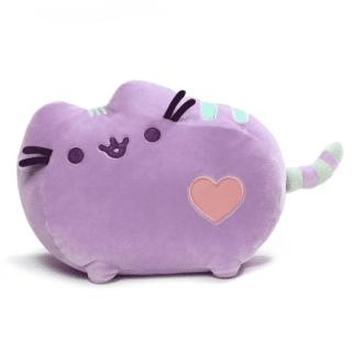 GUND Pusheen - Pastel Purple Plush Toy (L)