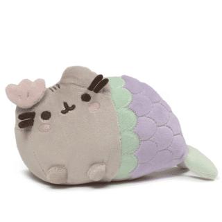 GUND Pusheen - Pusheen Clam Shell Mermaid Plush