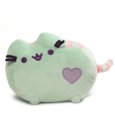 GUND Pusheen - Pastel Mint Plush Toy (S/L)
