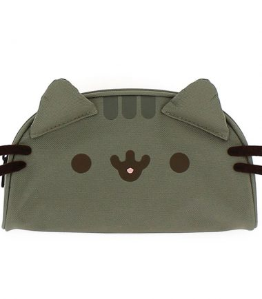 Pusheen Face Pencil Case