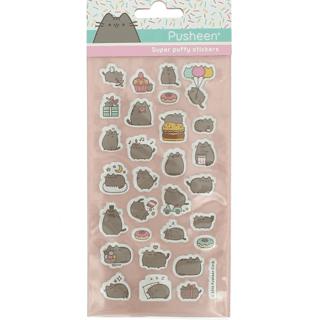 Pusheen - Super Puffy Sticker