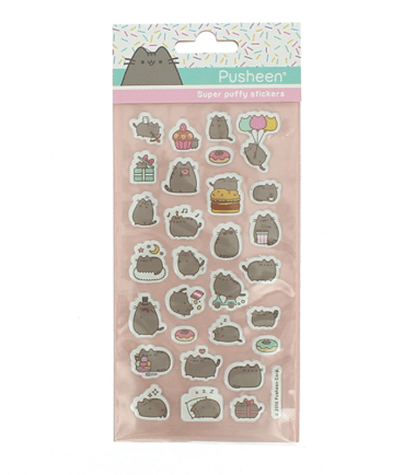 Pusheen - Super Puffy Sticker