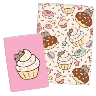 Pusheen - Set of 2 Notebooks A5 and A6