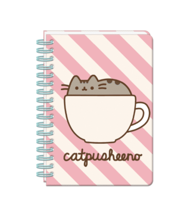 Pusheen - A5 Notebook