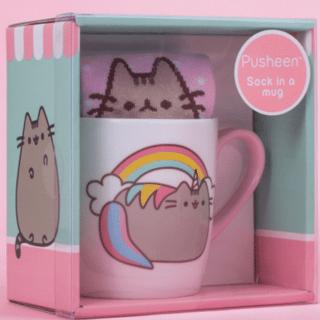 Pusheen - Pusheenicorn Sock in a Mug