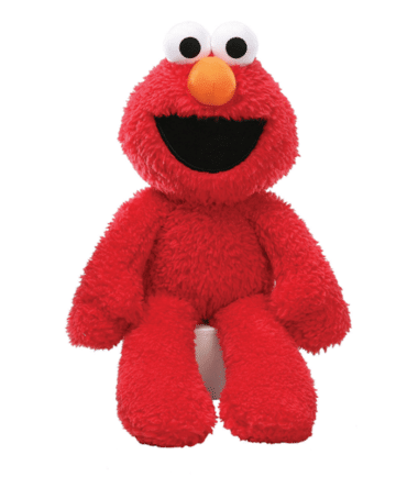 Sesame Street - Elmo Take Along Plush