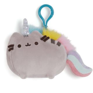 GUND Pusheen - Pusheenicorn Backpack Clip