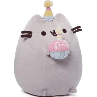 GUND Pusheen - Birthday Pusheen Plush Toy