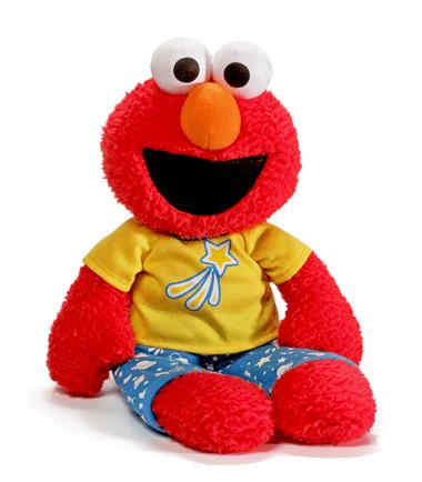 GUND Sesame Street - Elmo in Pajama Plush