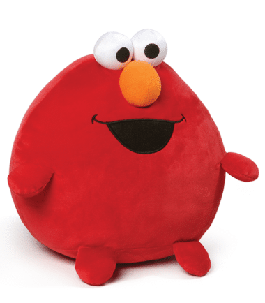 Sesame Street - Elmo Egg-shaped Plush