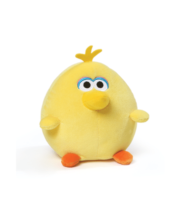 Sesame Street - Big Bird Small Egg Shaped Plush