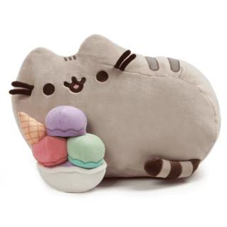 GUND Pusheen - Ice Cream Sundae Pusheen