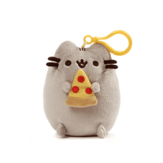 GUND Pusheen - Pizza Pusheen Backpack Clip