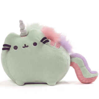 GUND Pusheen - Mint Pusheenicorn Plush Sound Toy