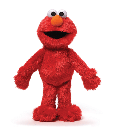 Sesame Street - Elmo Small Plush