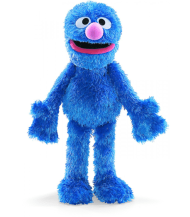 Sesame Street - Grover Small Plush