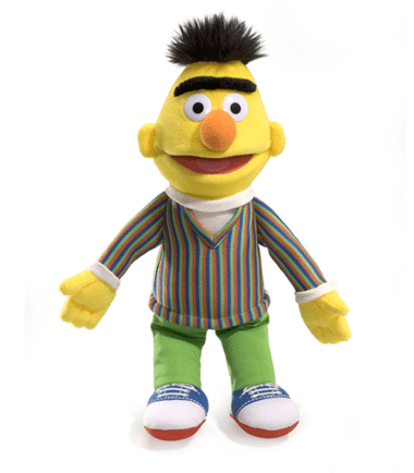Sesame Street - Bert Small Plush