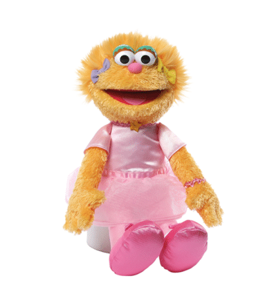 Sesame Street - Zoe Small Plush