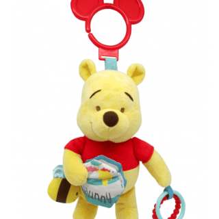 Disney Baby - Winnie the Pooh Attachable Activity Toy