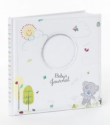 Me To You Tiny Tatty Teddy - Baby Journal Keepsake