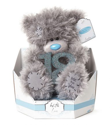 Me to You Signature Collection - 18th Birthday Plush Bear