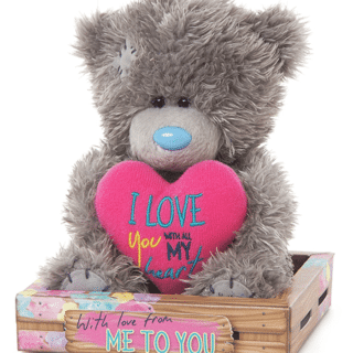 Me to You - I Love You with All My Heart Plush Bear
