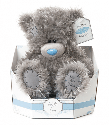 Me to You Signature Collection - Plain Plush Bear