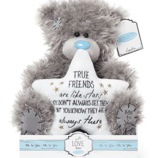 Me to You Signature Collection - True Friend Plush Bear