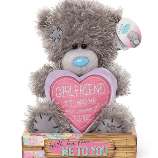 Me to You - Girlfriend Meant to Be Plush Bear